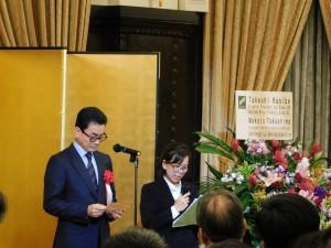 ウン・ラチャナ駐日カンボジア大使挨拶4