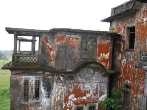 ボコールのフランスホテル廃墟2