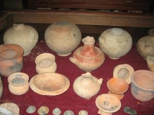扶南の土器